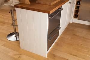 Solid Oak End Panels