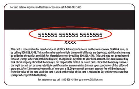 blick gift card information blick art materials
