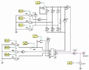 Synchronous Motor Drive Block Diagram Realization In