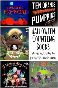 Halloween Counting Books & Activities for Preschoolers ...