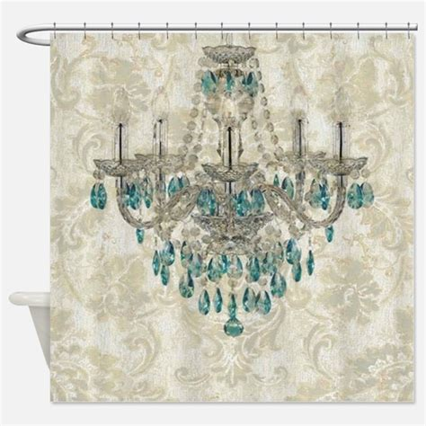 chandelier shower curtain chandelier shower curtains chandelier fabric shower
