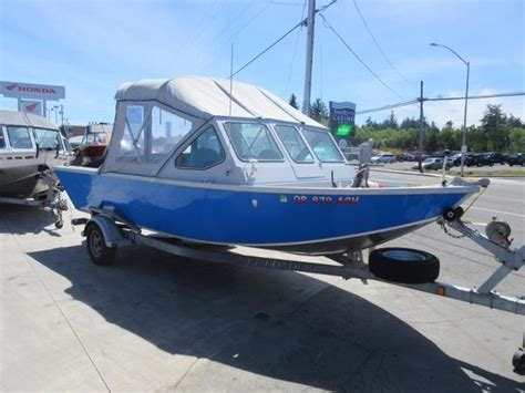 Used Aluminum Fishing Boats In Oregon by Fish Rite 20 Preformer Boats For Sale In Oregon