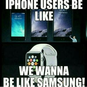 Iphone User Meme - people love this new iphone 6 until they find out it s an android