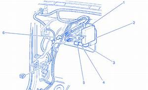Cadillac Dts 2011 Underdash Electrical Circuit Wiring Diagram