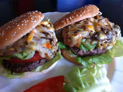 hamburger recette maison le ski burger recette simple