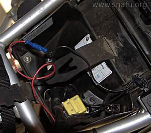R1200gs  Lighting Relay Control Wiring