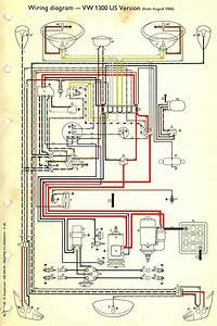 1964 Vw Wiring Diagram
