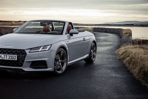 2019 Audi Tt Facelift In Detail