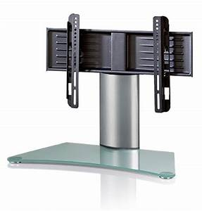 Tv Tisch Drehbar : vcm tv standfu tischfu tv fernseh aufsatz fu erh hung schwenkbar drehbar schwarzglas mattglas ~ Indierocktalk.com Haus und Dekorationen