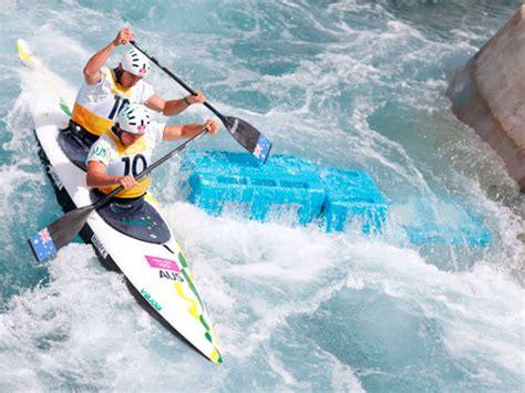 Canoe Slalom Boat by Slalom Canoe