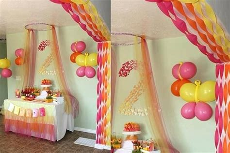 Kids Simple Birthday Decoration Ideas At Home Amazing