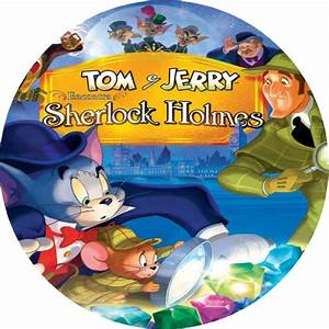 The Gallery For U0026gt Tom And Jerry Meet Sherlock Holmes Dvd