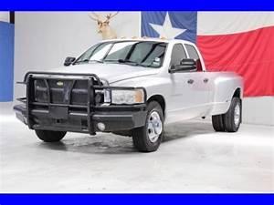 Buy Used 2004 Dodge Ram 3500 5 9l Cummins Diesel 6