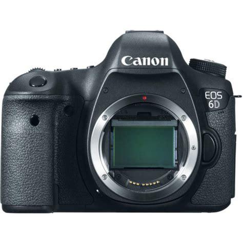 Canon Eos 6d Canon Eos 6d Digital Slr