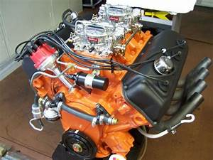 Half Century Of The First 426 Hemi  50 Years Old Engine