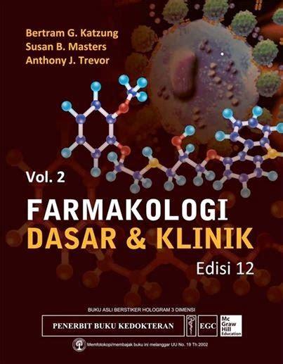 TOKO BUKU INTERNUSA: Farmakologi Dasar & Klinik Edisi.12