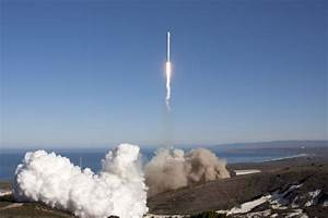 Maiden Next Gen SpaceX Falcon 9 launch from Cape Canaveral ...