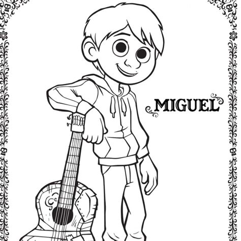 Free Coloring Sheets by Free Coco Coloring Pages And Activity Sheets Simply