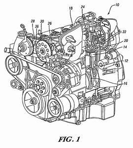 Diesel Engine Diagram Labeled