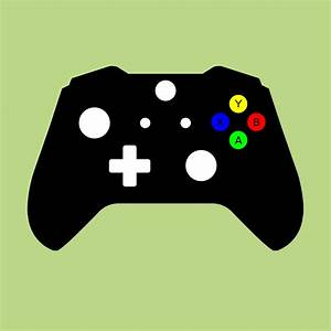 Xbox One Controller Icon   OpenGameArt.org