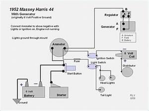 6 Volt Positive Ground Wiring Diagram  U2013 Moesappaloosas Com