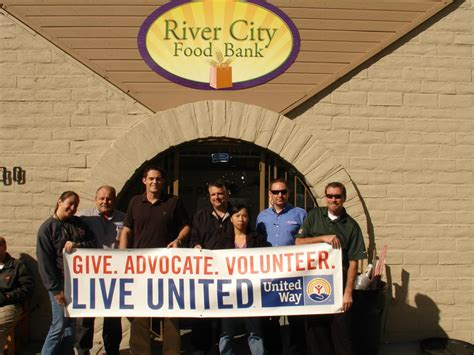 Dr. Pepper Snapple Group Volunteers Lend A Hand At River