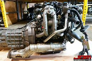 Jdm 13b Rx8 Engine 4 Port With 5 Speed Transmission  U2013 718