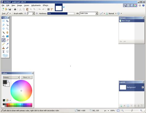Best Free Paint Program For Windows 7 Paint Net Free And Software Reviews Cnet