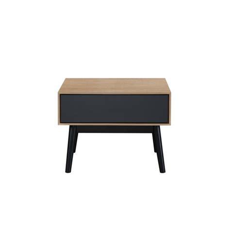bout de canapé romy rectangulaire contemporain table table d 39 appoint bout de canapé design 1 tiroir adamo en