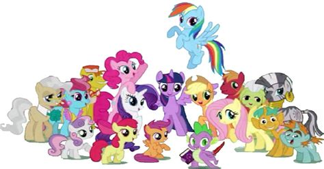 Mlp Characters My Little Pony Characters And Setting Writeups Org