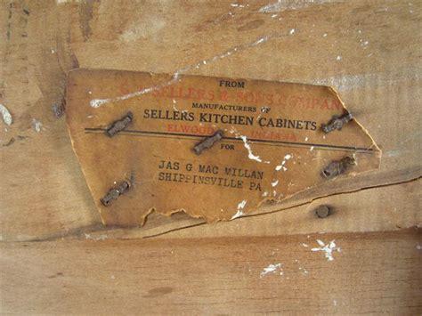sellers hoosier cabinet elwood indiana igavel auctions hoosier baking cabinet made by sellers