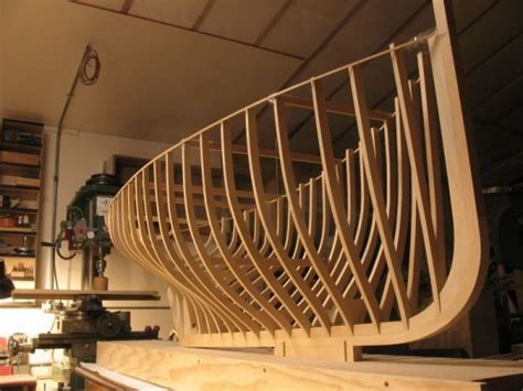 Model Boat Hull Construction by Models Boats And Bristol On
