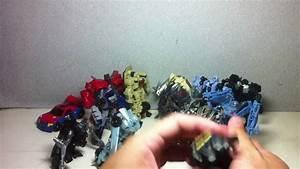 Transformers Legends Figures Marathon Review - YouTube