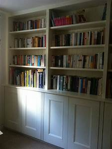 Above Bookcase Lighting Alcoves James Houseman
