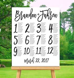 wedding seat chart template 25 best ideas about table seating chart on