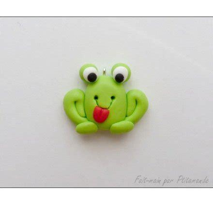 grenouille en pate a modeler tuto r 233 aliser une grenouille en p 226 te polym 232 re par ptitamande