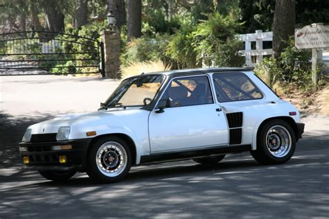 Renault Turbo 2 For Sale by Original Owner 1985 Renault R5 Turbo 2 For Sale On Bat