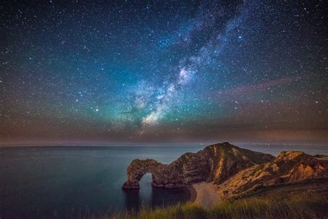 Space Universe Stars Milky Way Wallpapers Desktop