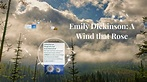 👍 Emily dickinson symbolism. The Extensive Use of ...