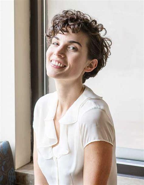 easy hairstyles  short curly hair short hairstyles    popular short