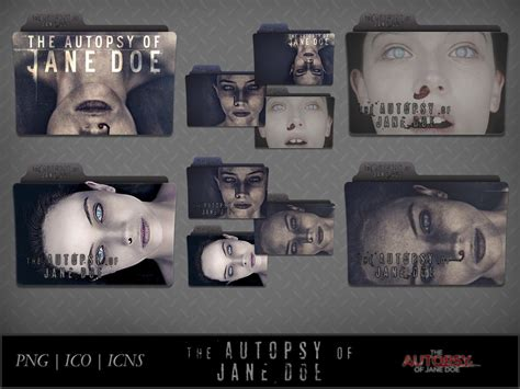 autopsy  jane doe  folder icons  dhrisj