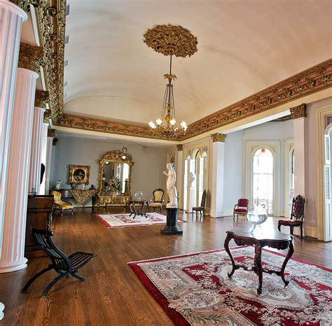 grand salon   belmont mansion nashville