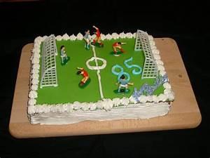 Fußball Torte Rezept : meine tortenkunstwerke fotoalbum sonstiges bei chefkoch de ~ Lizthompson.info Haus und Dekorationen