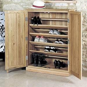 Placard à Chaussures : meuble chaussures plus de 50 exemples en photos pour vous ~ Teatrodelosmanantiales.com Idées de Décoration