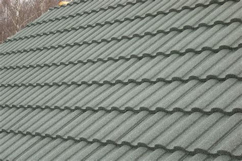 photos of the roof with composite shingles metroroman