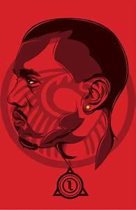 Kanye West Yeezus Digital Art Print