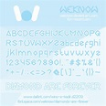 Diamonds are forever Font | weknow | FontSpace