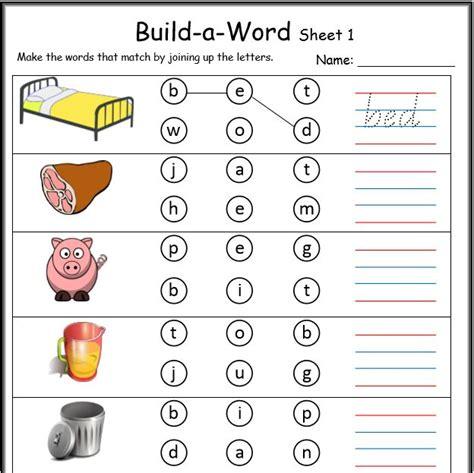 Cvc Worksheets Printable Work Sheets • Keepkidsreading