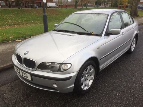 2003 Bmw 316i Se 1.8 Petrol One Owner Form New Recently