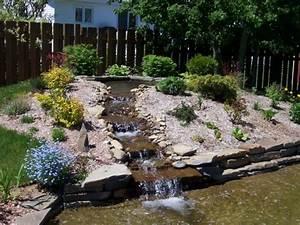 Jardin Avec Bassin : amenagement de jardin avec bassin bassin de jardin ~ Melissatoandfro.com Idées de Décoration